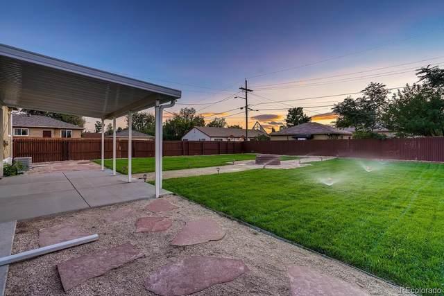 2401 Pontiac Street, Denver, CO 80207 (MLS #4964689) :: 8z Real Estate