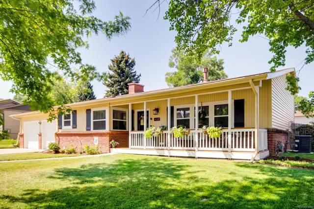 8059 S Marshall Street, Littleton, CO 80128 (#4985309) :: The HomeSmiths Team - Keller Williams