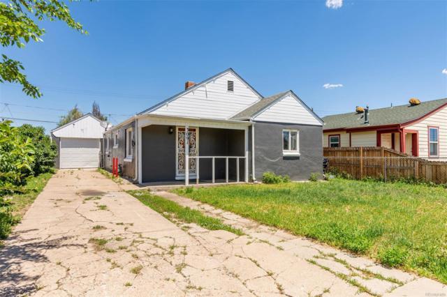 3091 W Virginia Avenue, Denver, CO 80219 (#5009978) :: Bring Home Denver with Keller Williams Downtown Realty LLC