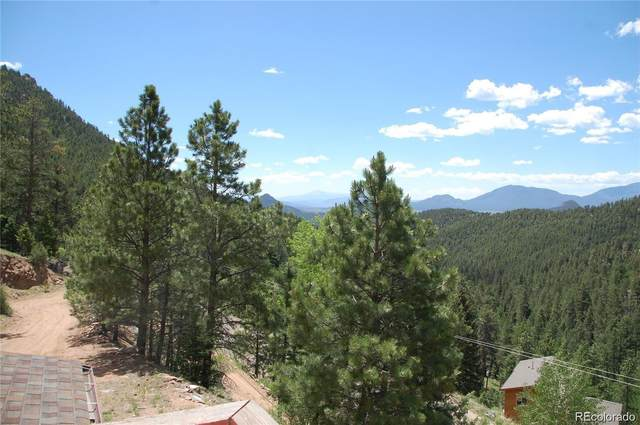 0 Elsie Drive, Conifer, CO 80433 (#5055247) :: The Colorado Foothills Team | Berkshire Hathaway Elevated Living Real Estate