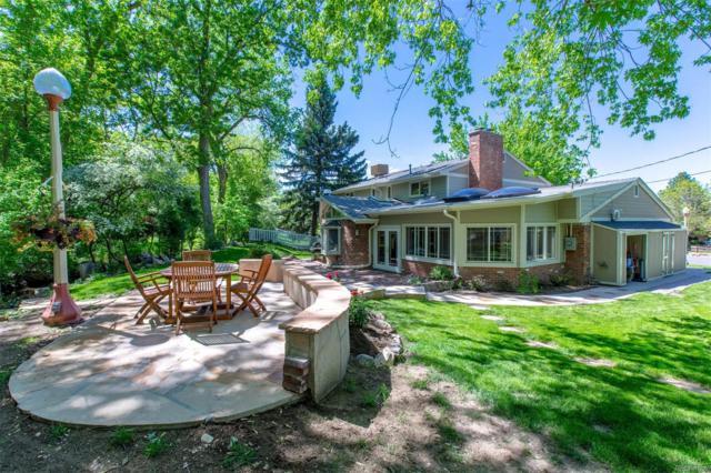 11742 W 28th Avenue, Lakewood, CO 80215 (MLS #5063277) :: 8z Real Estate