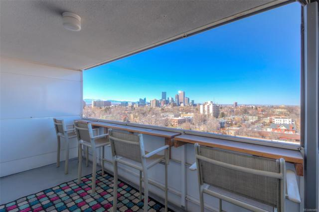 1029 E 8th Avenue #905, Denver, CO 80218 (#5084934) :: Relevate | Denver