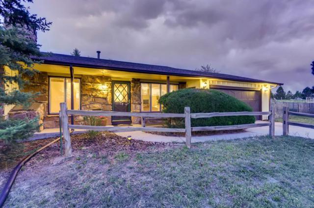 53 Warsaw Drive, Parker, CO 80138 (#5104340) :: Wisdom Real Estate