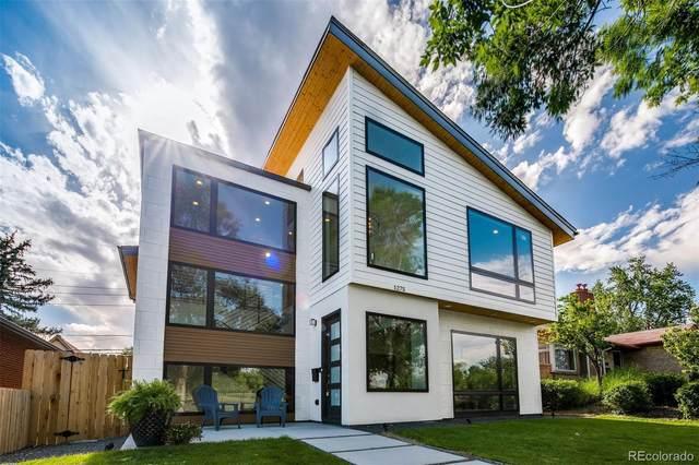 1275 S Steele Street, Denver, CO 80210 (#5109995) :: Bring Home Denver with Keller Williams Downtown Realty LLC