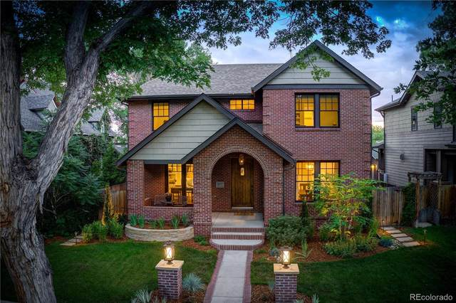 1057 S York Street, Denver, CO 80209 (#5166491) :: Real Estate Professionals