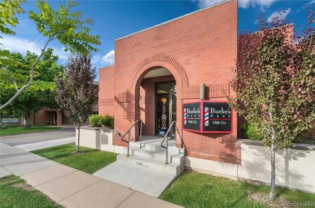 2400 Broadway Street C, Boulder, CO 80304 (#5221670) :: milehimodern