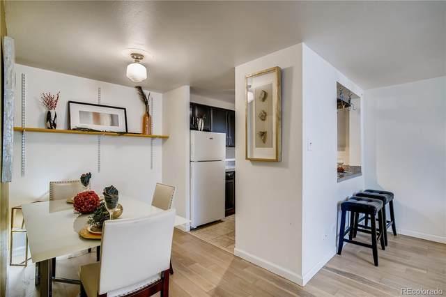 1260 York Street #104, Denver, CO 80206 (#5226988) :: The Colorado Foothills Team | Berkshire Hathaway Elevated Living Real Estate
