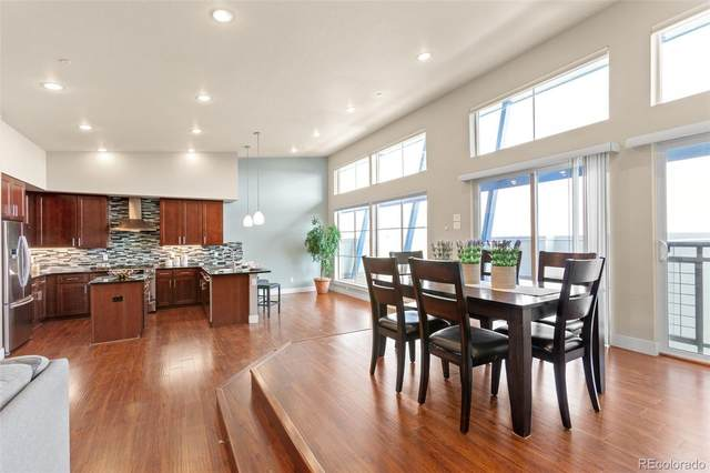 1488 Madison Street #509, Denver, CO 80206 (#5233071) :: The Colorado Foothills Team | Berkshire Hathaway Elevated Living Real Estate