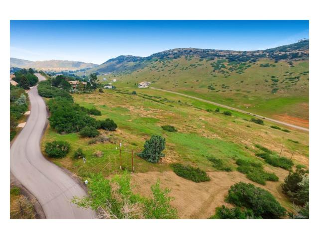 6160 Crestbrook Drive, Morrison, CO 80465 (#5272855) :: Bring Home Denver