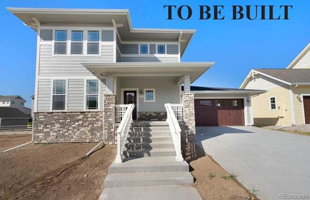 2163 Yearling Drive, Fort Collins, CO 80525 (MLS #5311330) :: Kittle Real Estate