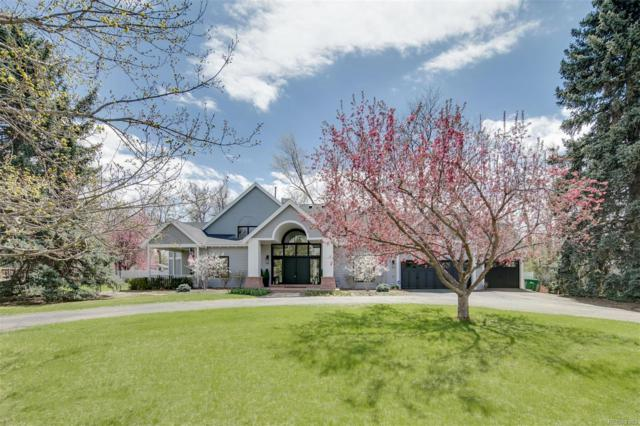5000 S Lafayette Lane, Cherry Hills Village, CO 80113 (#5391879) :: Wisdom Real Estate