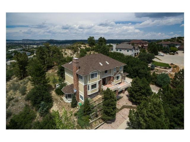 221 October Place, Castle Rock, CO 80104 (MLS #5409006) :: 8z Real Estate