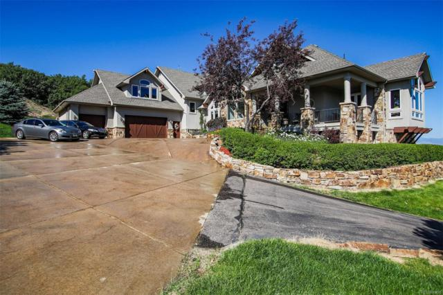 426 Mcarthur Drive, Littleton, CO 80124 (#5409615) :: The Gilbert Group