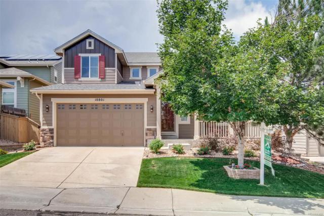 10801 Huntwick Street, Highlands Ranch, CO 80130 (#5431173) :: House Hunters Colorado