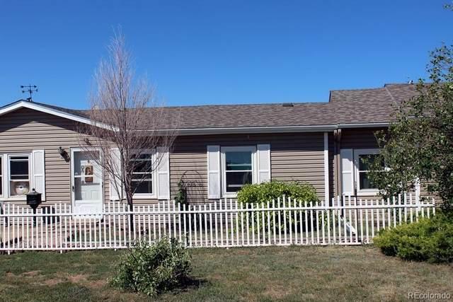 35355 Funk Road, Calhan, CO 80808 (MLS #5457284) :: 8z Real Estate