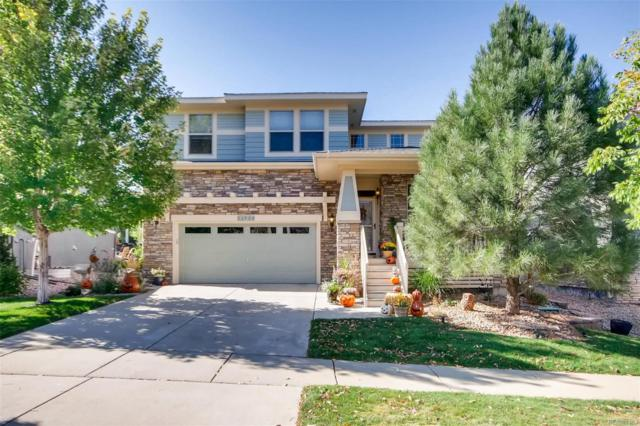 26900 E Roxbury Place, Aurora, CO 80016 (#5463364) :: The Tamborra Team