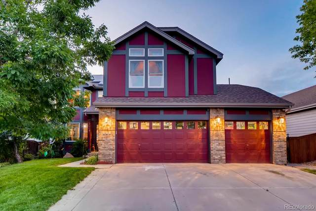 834 Sage Sparrow Circle, Highlands Ranch, CO 80129 (#5477259) :: Peak Properties Group