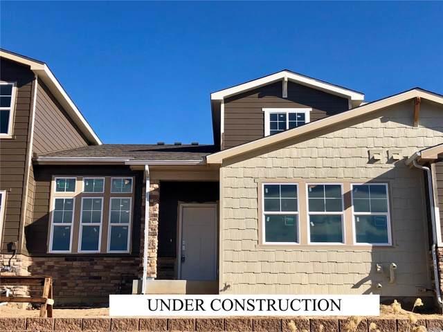 15501 E 112th Avenue 1C, Commerce City, CO 80022 (MLS #5484665) :: 8z Real Estate