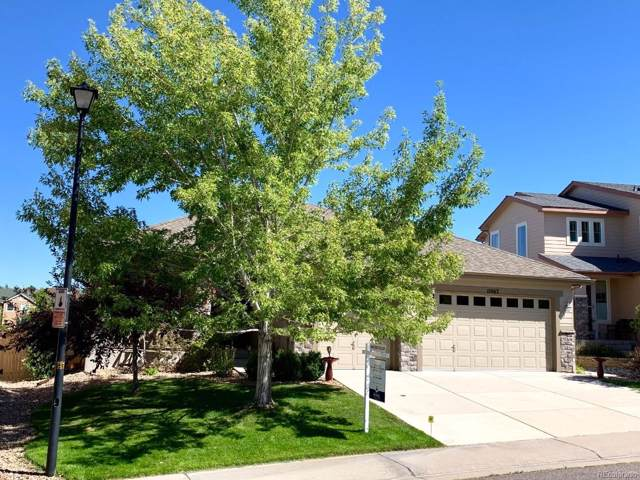 11067 Glengate Circle, Highlands Ranch, CO 80130 (#5492445) :: The HomeSmiths Team - Keller Williams