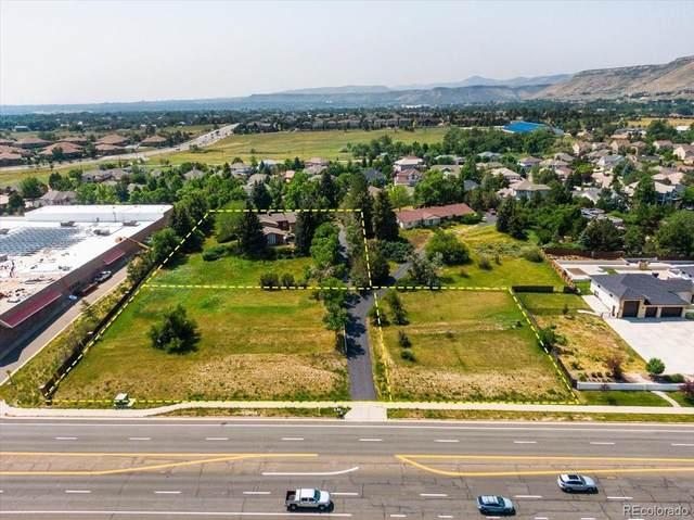 15812 W 64th Avenue, Arvada, CO 80007 (#5509440) :: iHomes Colorado