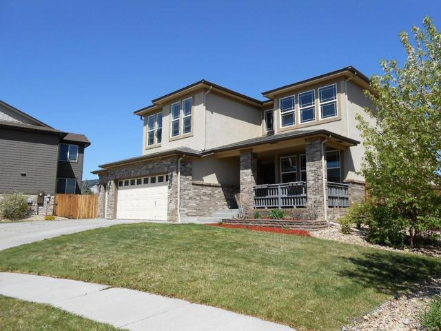 5988 S Langdale Court, Aurora, CO 80016 (#5534049) :: The Galo Garrido Group
