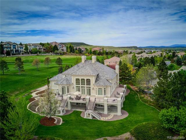 8340 Harbortown Place, Lone Tree, CO 80124 (#5538769) :: The DeGrood Team