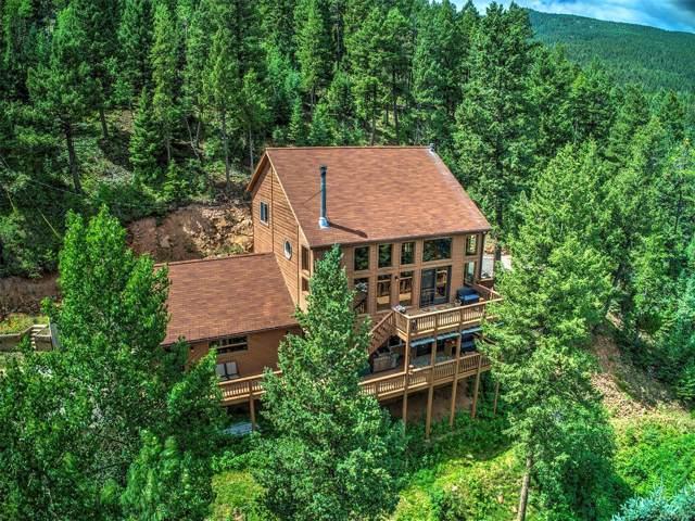 10499 Sunlight Lane, Conifer, CO 80433 (MLS #5541250) :: 8z Real Estate