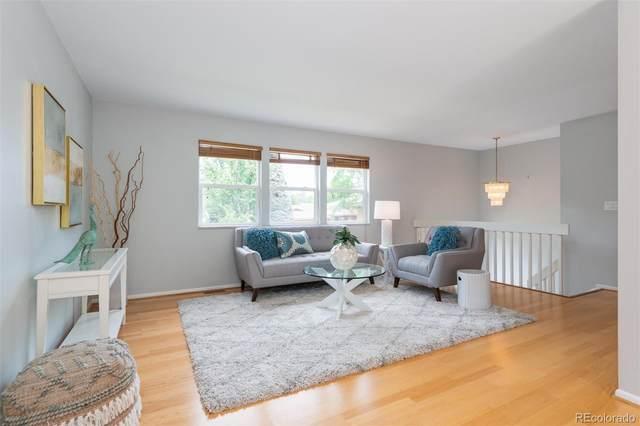6291 S Oneida Way, Centennial, CO 80111 (MLS #5582708) :: 8z Real Estate
