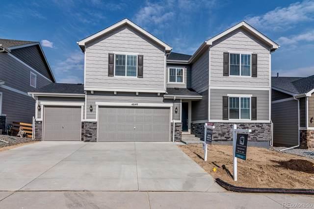 4646 S Valdai Circle, Aurora, CO 80015 (MLS #5611334) :: 8z Real Estate