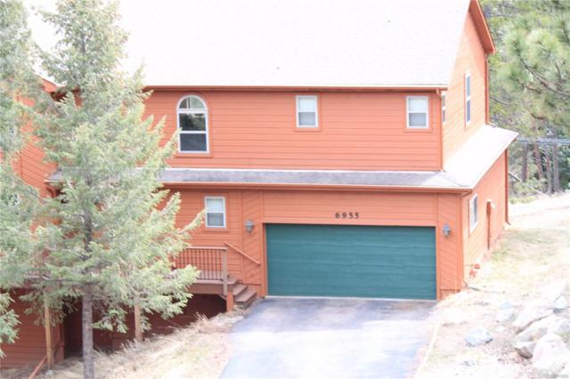 6955 Sprucedale Park Way, Evergreen, CO 80439 (#5647270) :: The Heyl Group at Keller Williams