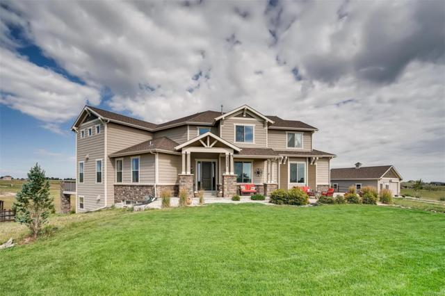 32335 Legacy Ridge Street, Elizabeth, CO 80107 (#5671370) :: Compass Colorado Realty