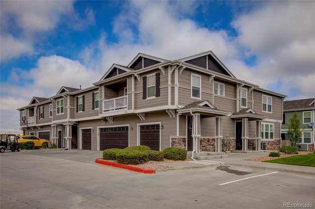 9023 Apache Plume Drive D, Parker, CO 80134 (#5718499) :: Briggs American Properties