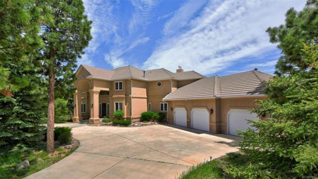 1355 Embassy Court, Monument, CO 80132 (#5739432) :: Harling Real Estate
