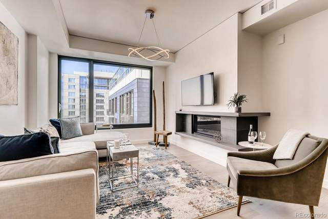 1750 Wewatta Street #1718, Denver, CO 80202 (#5749738) :: Bring Home Denver with Keller Williams Downtown Realty LLC