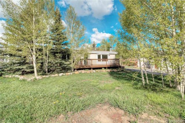 407 Lake View Circle, Breckenridge, CO 80424 (MLS #5950994) :: Kittle Real Estate