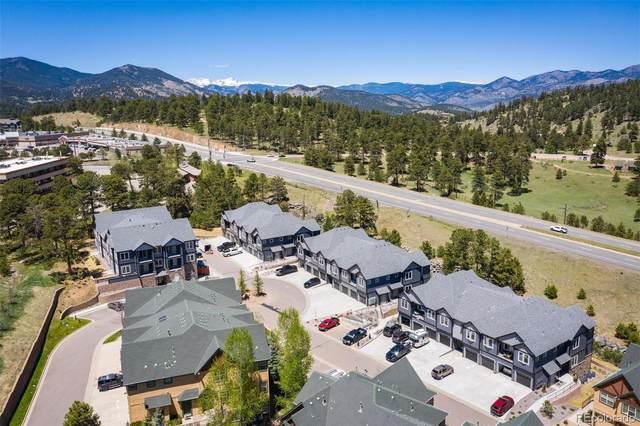 31191 Black Eagle Drive #102, Evergreen, CO 80439 (MLS #6029031) :: 8z Real Estate