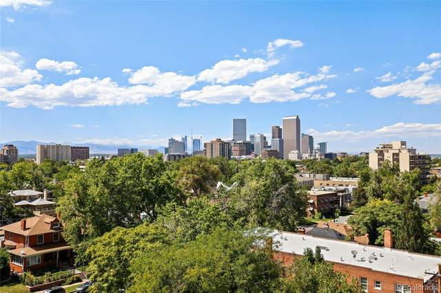 1029 E 8th Avenue #801, Denver, CO 80218 (#6062304) :: Portenga Properties - LIV Sotheby's International Realty