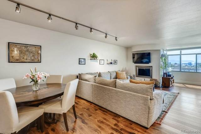 1313 N Williams Street #806, Denver, CO 80218 (#6064554) :: The Griffith Home Team