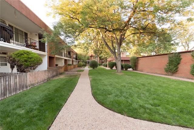 10185 W 25th Avenue #29, Lakewood, CO 80215 (#6166302) :: Wisdom Real Estate