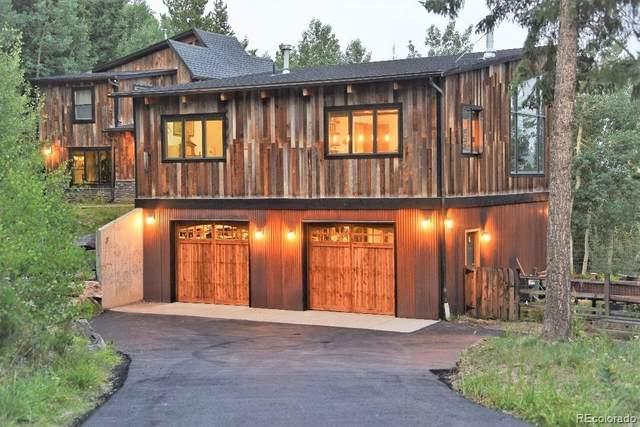 34 Lodgepole Circle, Evergreen, CO 80439 (#6197662) :: iHomes Colorado