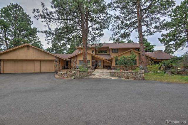 31368 Tamarisk Lane, Evergreen, CO 80439 (#6201177) :: House Hunters Colorado