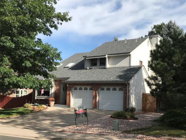 14819 E Wagontrail Drive, Aurora, CO 80015 (#6255424) :: The Peak Properties Group