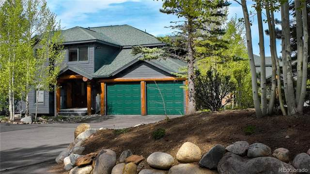 544 County Road 8 #703, Fraser, CO 80442 (#6273692) :: HomeSmart Realty Group
