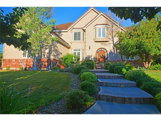 7355 Nile Street, Arvada, CO 80007 (MLS #6292435) :: 8z Real Estate