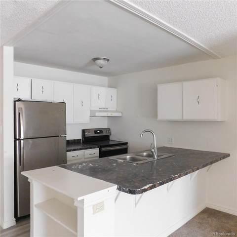 707 W 96 Avenue #36, Thornton, CO 80260 (#6325223) :: The Scott Futa Home Team