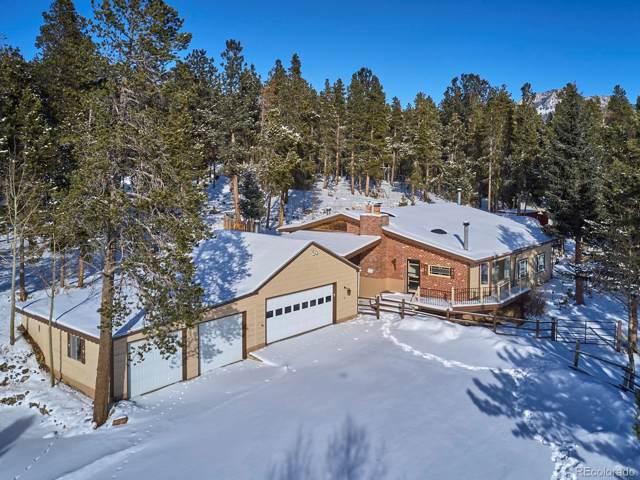 131 Rudolph Ranch Road, Black Hawk, CO 80422 (MLS #6350768) :: 8z Real Estate
