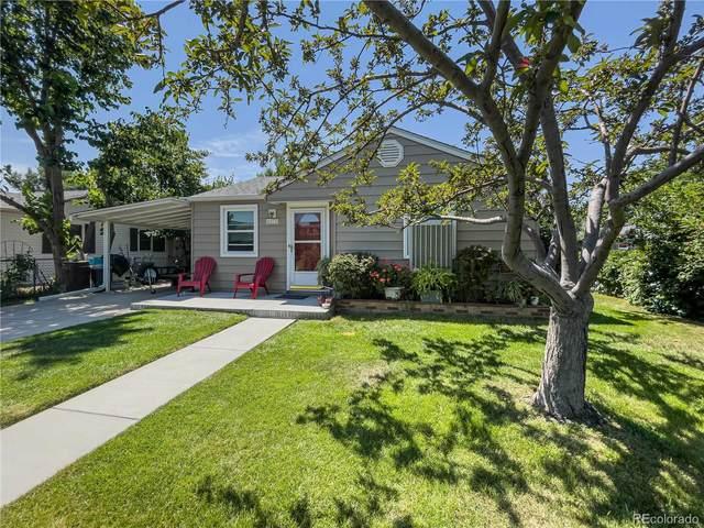 6870 Reno Drive, Arvada, CO 80002 (MLS #6404685) :: Clare Day with Keller Williams Advantage Realty LLC
