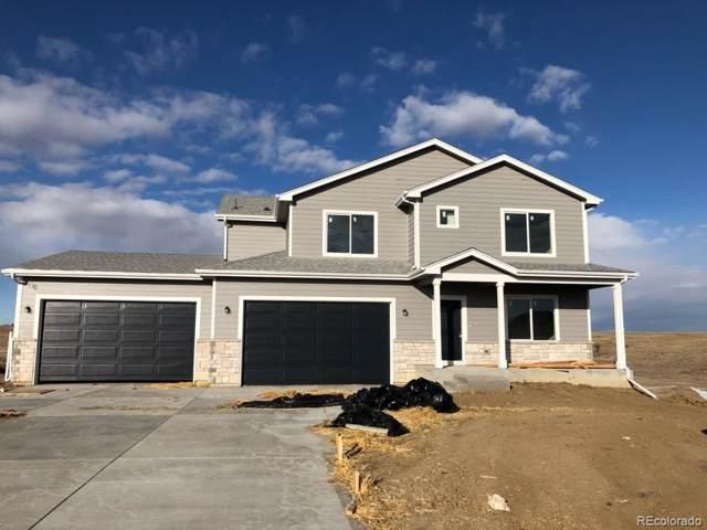 42065 N Pinehurst Circle, Elizabeth, CO 80107 (#6419439) :: The HomeSmiths Team - Keller Williams
