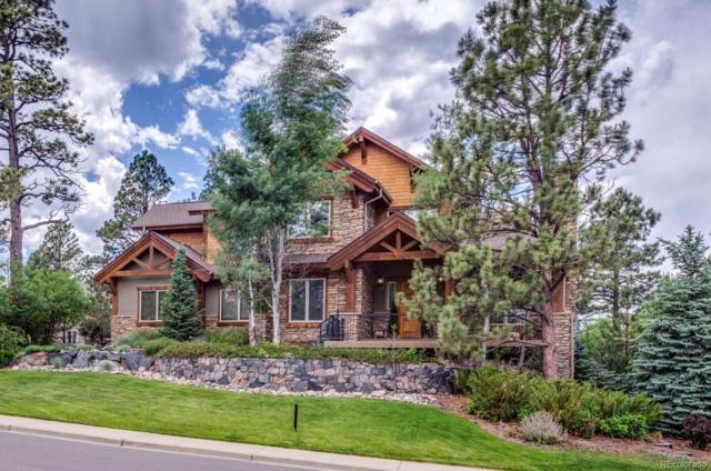 5097 Fox Sparrow Road, Parker, CO 80134 (MLS #6443913) :: Bliss Realty Group