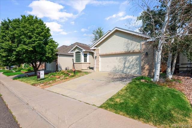 6920 S Garrison Street, Littleton, CO 80128 (MLS #6454837) :: Find Colorado